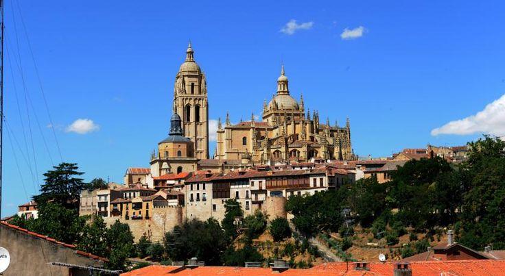 Segovia, Spain -