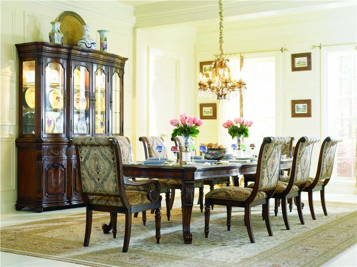 1000 Images About Dining Room On Pinterest Sets Hooker Furniture And