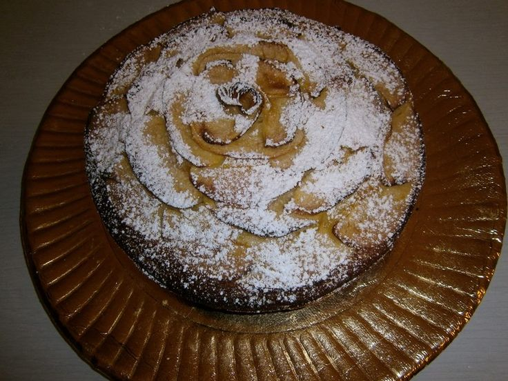 Torta di mele - Apple pie  http://arrangerchef.com/?page_id=856
