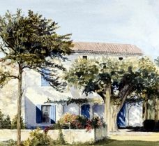 Farmhouse, Provence