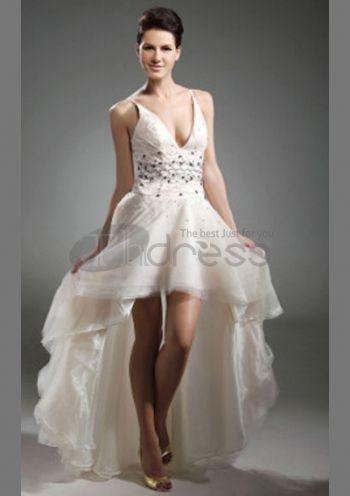 Abiti da Ballo Corti-Una linea una spalla fidanzata abiti da ballo corti