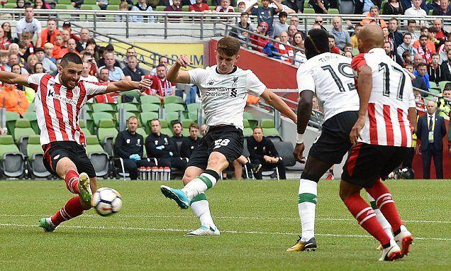 Liverpool set to reject Hannover 96's bid for Ben Woodburn