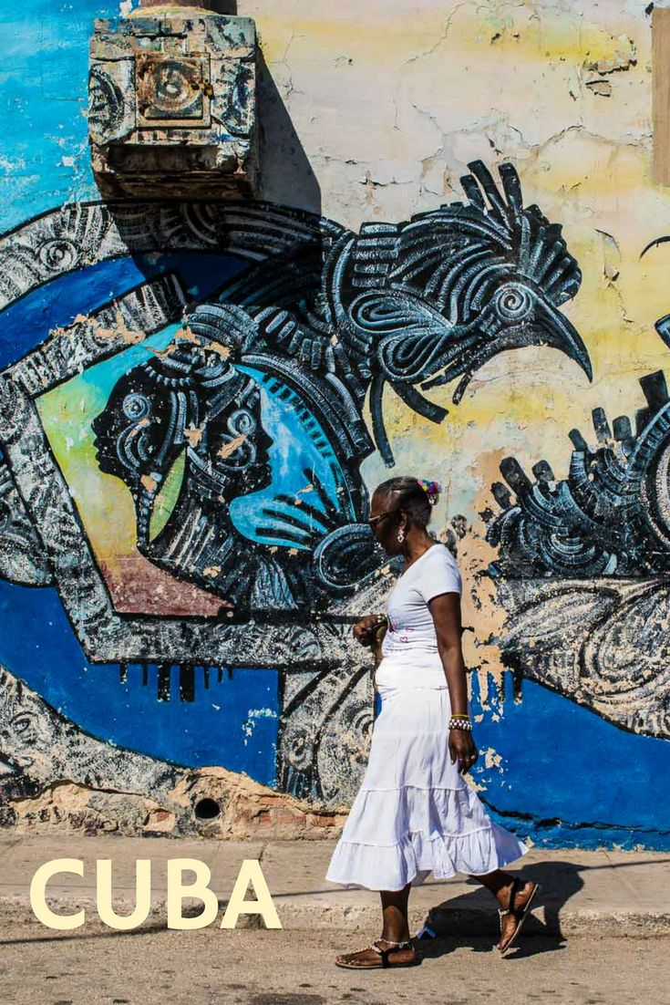 Cuba, and Havana in particular, are fascinating and visual in the extreme–especially the people and the colors. Portraits of daily life. via @travelpast50