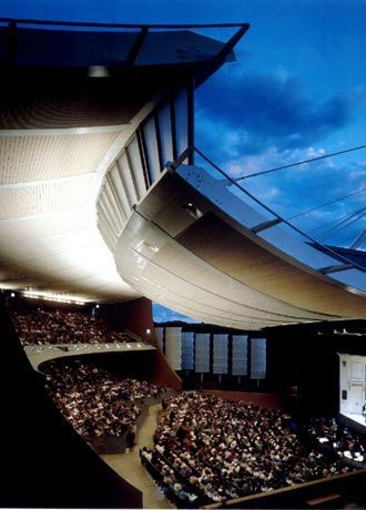 Opera, Santa Fe NM - Everyone needs to go at least once, A wide-ranging repertory of new, rarely performed and standard works are performed in a dramatic theater with stunning views of the surrounding landscape. Rent a cozy historic adobe home in town, you might want to think about September and Fall as well - beautiful in Santa Fe!! walking distance to the plaza, check it out www.airbnb.com/rooms/2562597