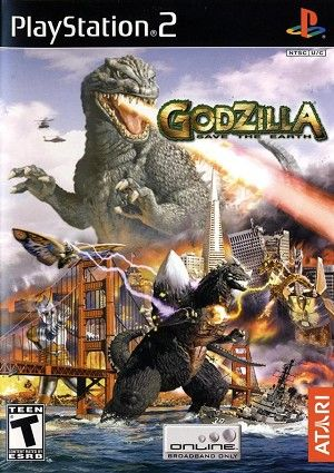 Godzilla Save the Earth