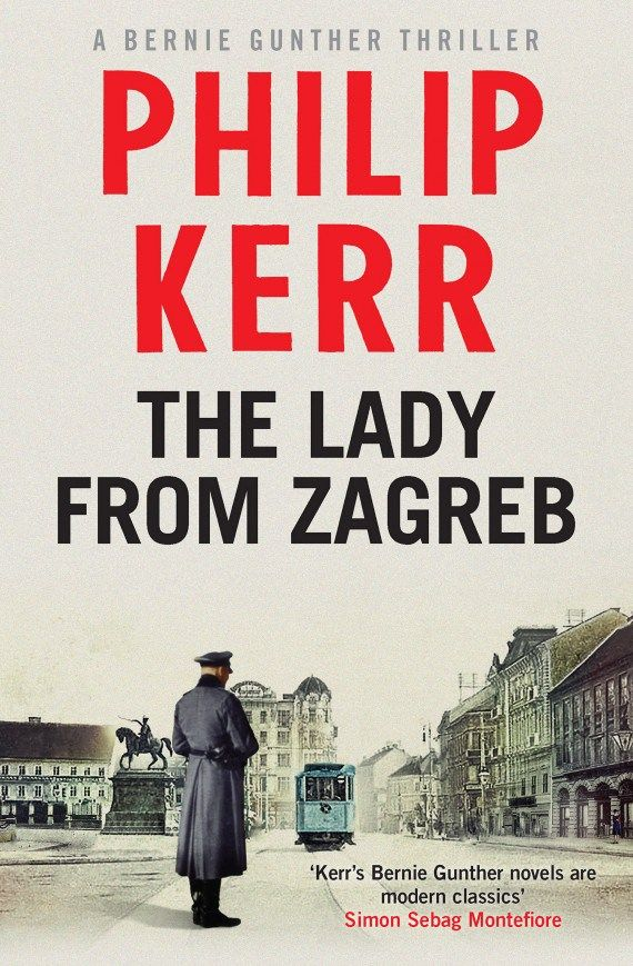 Book Review: The Lady From Zagreb by Philip Kerr
