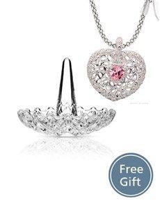 Jenna Clifford - Jewellery : Jenna Clifford Tallulah Heart Pendant and chain !