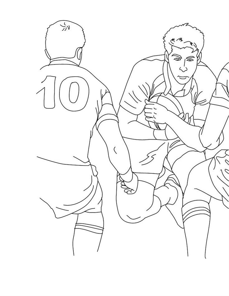 keep out coloring pages - 12 best football and rugby images on pinterest american
