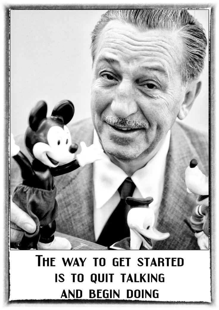 Walt Disney - Motywacja