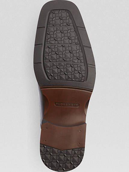Florsheim Alverson Black Shoes - Men's Shoes