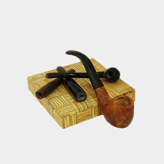 Canklong | Terbuat dari kayu jati dan tanduk kerbau