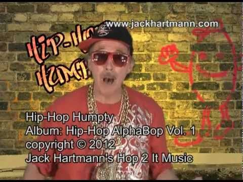 K-2 My kids love this song! Hip Hop Humpty rap by Jack Hartman