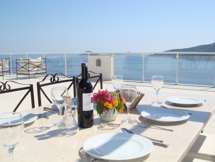 Kalkan Villa Rentals In Turkey | Stunning 5 Bedroom Villa In Kalkan #sea # Turkey