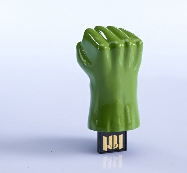 2012 Marvel Avengers Movie Hulk 8 Gb Usb2.0 Flash Drive Superhero