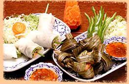 大阪難波の「タイ料理専門店 TAI THAI」