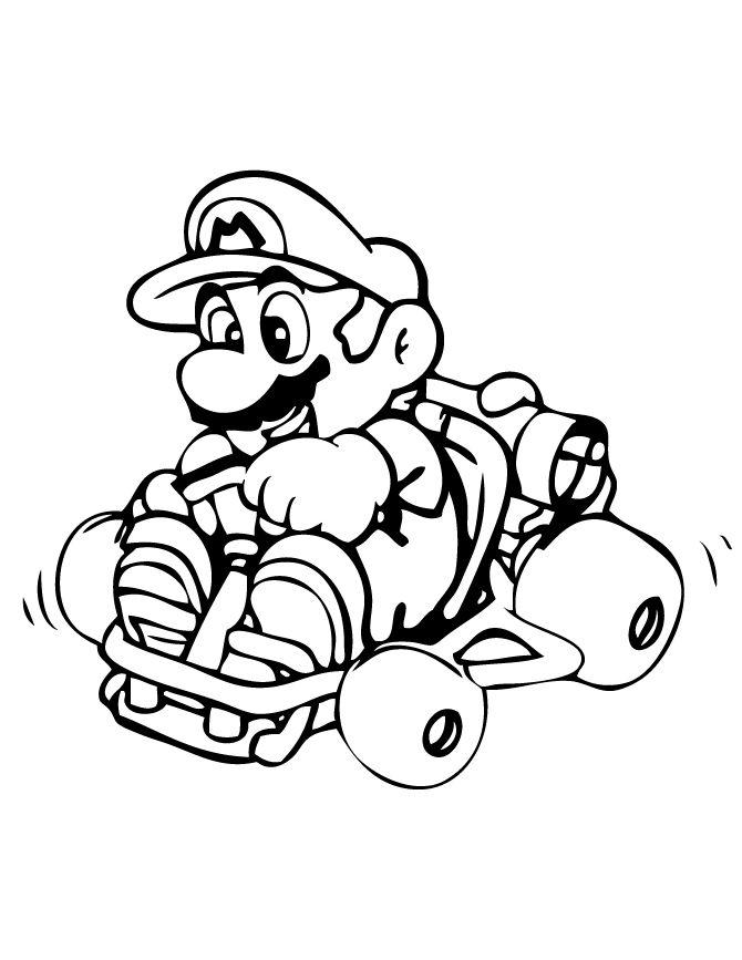70 best coloriage Uriel images on Pinterest | Mario coloring pages ...