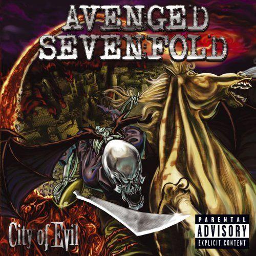 Avenged Sevenfold - City Of Evil. I sooooooo love this band!