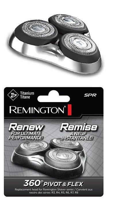 Shaver Parts and Accessories: Remington Replacement Shaver Spare Head Blade Razor R5150, R6130, R7130, R8150 BUY IT NOW ONLY: $32.72