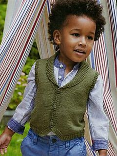 Waistcoat by Debbie Bliss You have to order magazine>> $9.99  Debbie Bliss Knitting Magazine, Spring/Summer 2013