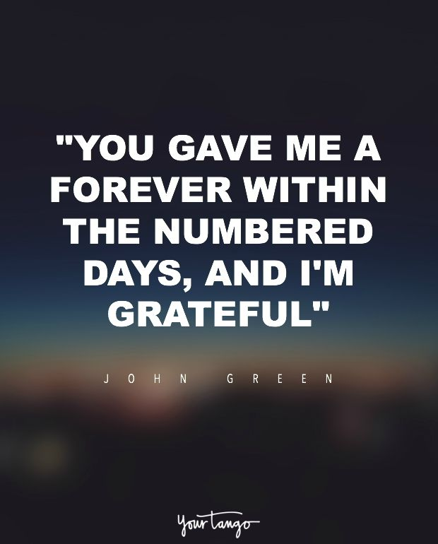 John Green Love Quotes: 17 Best Quotes About Lost Love On Pinterest