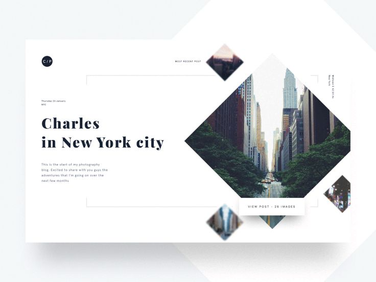 Photography Blog by Charles Patterson #Design Popular #Dribbble #shots