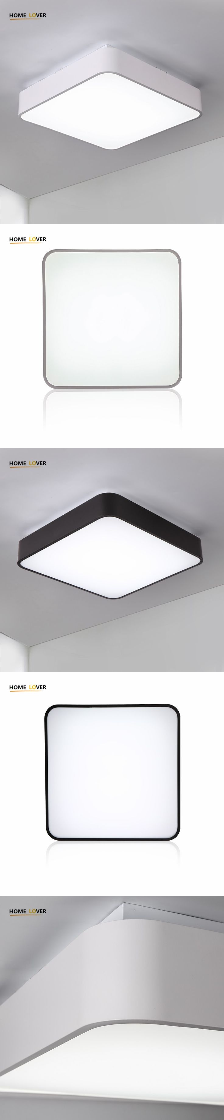 The 25 best led kitchen ceiling lights ideas on pinterest led ceiling lights for indoor lighting blackwhite color kitchen fixtures 12w modern ceiling lights aloadofball Image collections