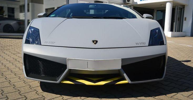 50 Min. Lamborghini LP560 selber fahren in Bad Dürrheim #PKW #motor #auto
