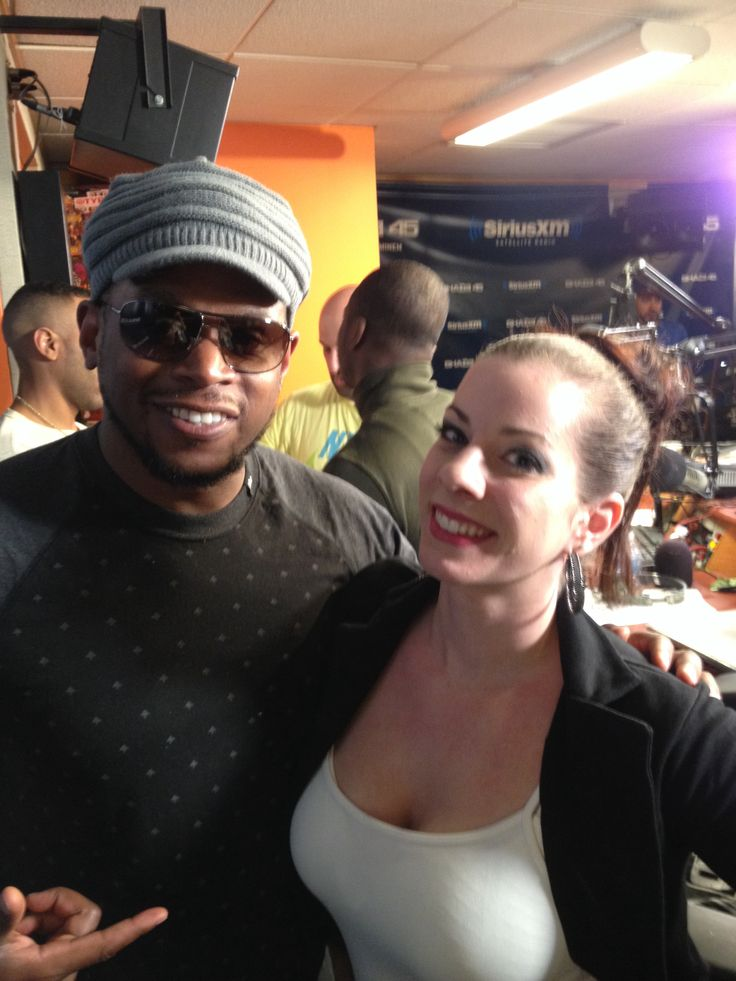 Meeting the legendary TV and Radio personality Sway Calloway