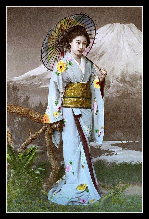 Kimbei Kusakabe, 1893