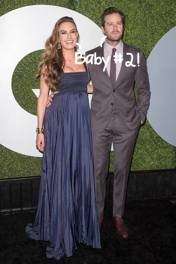 nice Armie Hammer & Wife Elizabeth Chambers Welcome Their Second Baby!