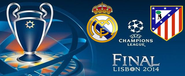 #RealMadrid ve #AtleticoMadrid Şampiyonlar Ligi Finalinde Karşı Karşıya Geliyor...  İki Takım İstatisliklerini Sİzler İçin Derledik  #Lisbon2014 #ChampionsLeague #CristianoRonaldo #DiegoCosta #ArdaTuran