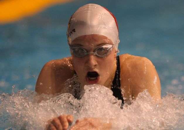 Stephanie SLATER [Silver] [Women's S8 100m Freestyle] England