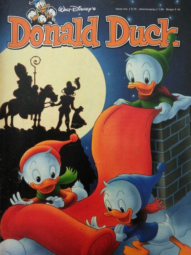 Sinterklaas 'cover' 1995