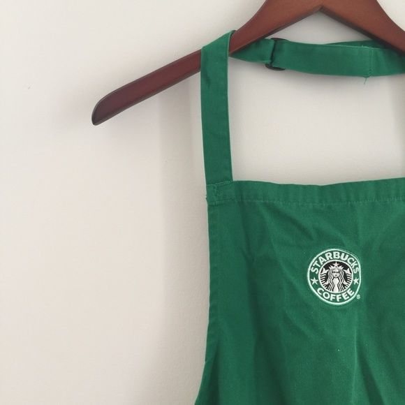 Authentic Starbucks Apron Authentic Starbucks apron used when working at Starbucks. Has normal signs of use. Cannot purchase as a regular Starbucks customer. Fun to have! I had sold a few of these, and this is my last one! Grab it while you can! Madewell Other