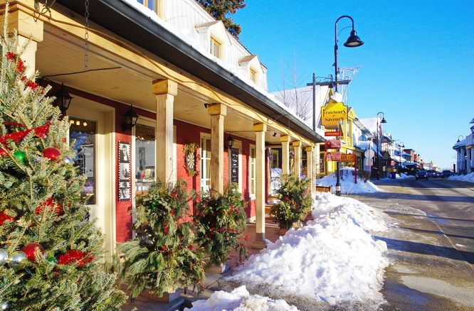 An Easy Escape to Beautiful Baie St. Paul in the Charlevoix Region