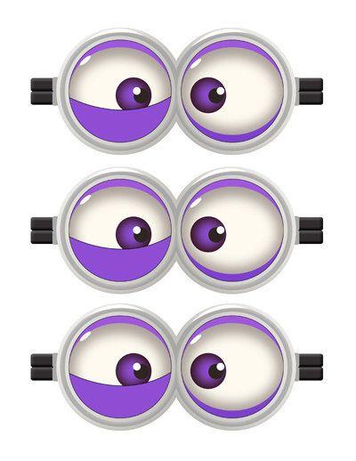 MINION  Minion Movie  Minion Eyes  Evil by LittleDebsDownloads
