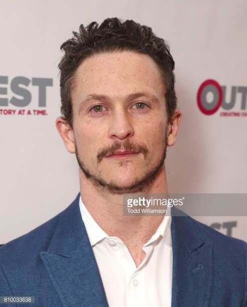 Jonathan Tucker attends the 2017 Outfest Los Angeles LGBT Film Festival Opening Night Gala at Orpheum Theatre on July 6 2017 in Los Angeles California