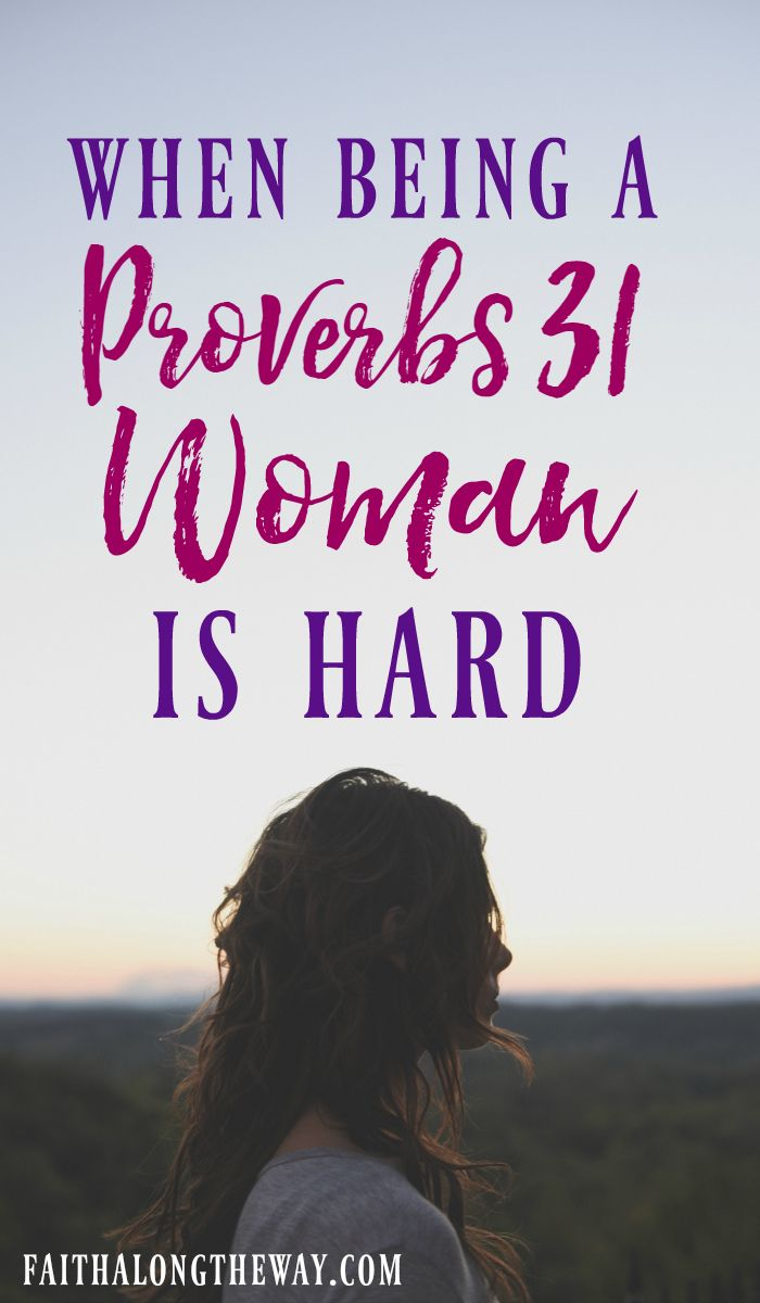 Don't let the daunting role of the Proverbs 31 Woman (P31 Woman) leave you discouraged and guilty that you don't measure up. Here's how you can thrive, even in seasons when being a godly woman seems exhausting.