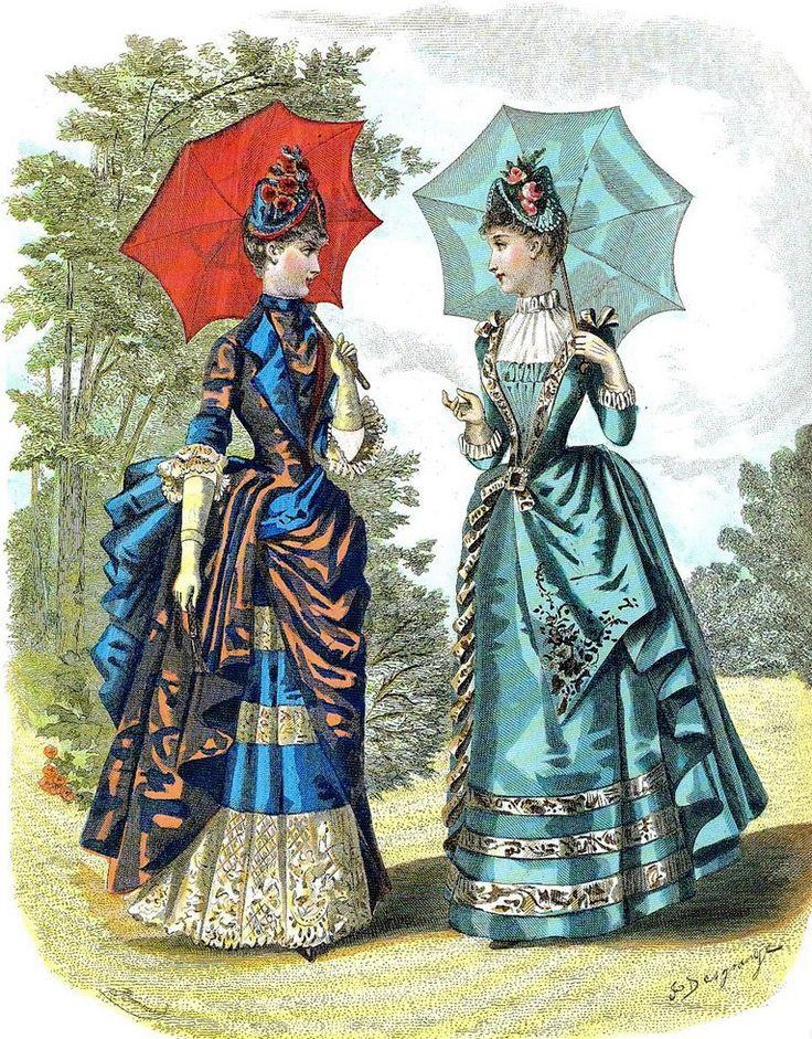 Fashions of 1886                                                                                                                                                                                 Más