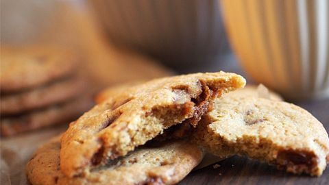 Cookies med daim – Ida Gran-Jansen