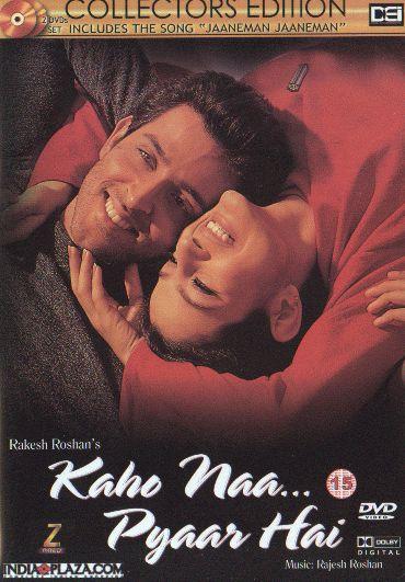 Kaho Naa... Pyaar Hai / HU DVD 10329 / http://catalog.wrlc.org/cgi-bin/Pwebrecon.cgi?BBID=11840033