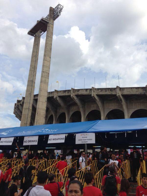 ratchamangala stadium, bangkok