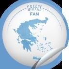 Greece Fan