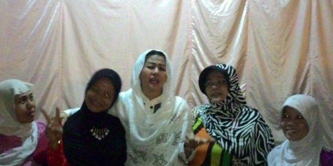 Jelang Pilgub DKI 2017 : Warga JakSel Undang Bacagub Hasnaenin Buka Puasa