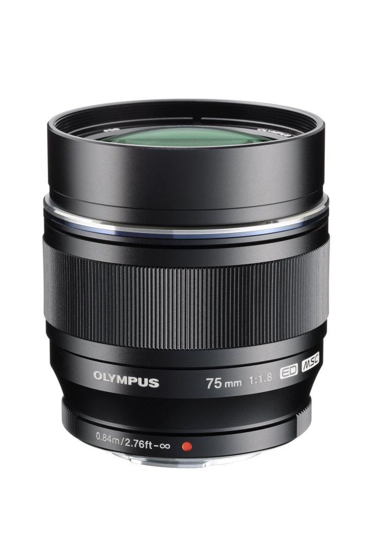 Amazon.com : Olympus M.ZUIKO DIGITAL ED 75mm f1.8 (Silver) Lens for Olympus and Panasonic Micro 4/3 Cameras : Digital Slr Camera Lenses : Camera & Photo