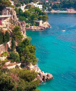 Hyères-les-Palmiers, Côte d'Azur