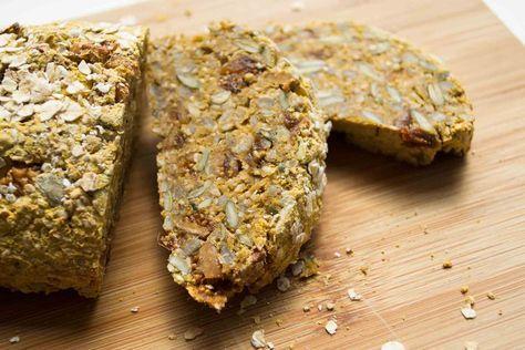 Meerzaden Zoete Aardappel Brood - Mueslibrood - Blij Suikervrij
