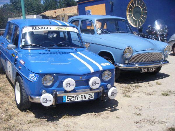 Renault 8 gordini et aronde  p60