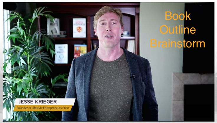 Book Outline Brainstorm - Structure Your Book for SUCCESS