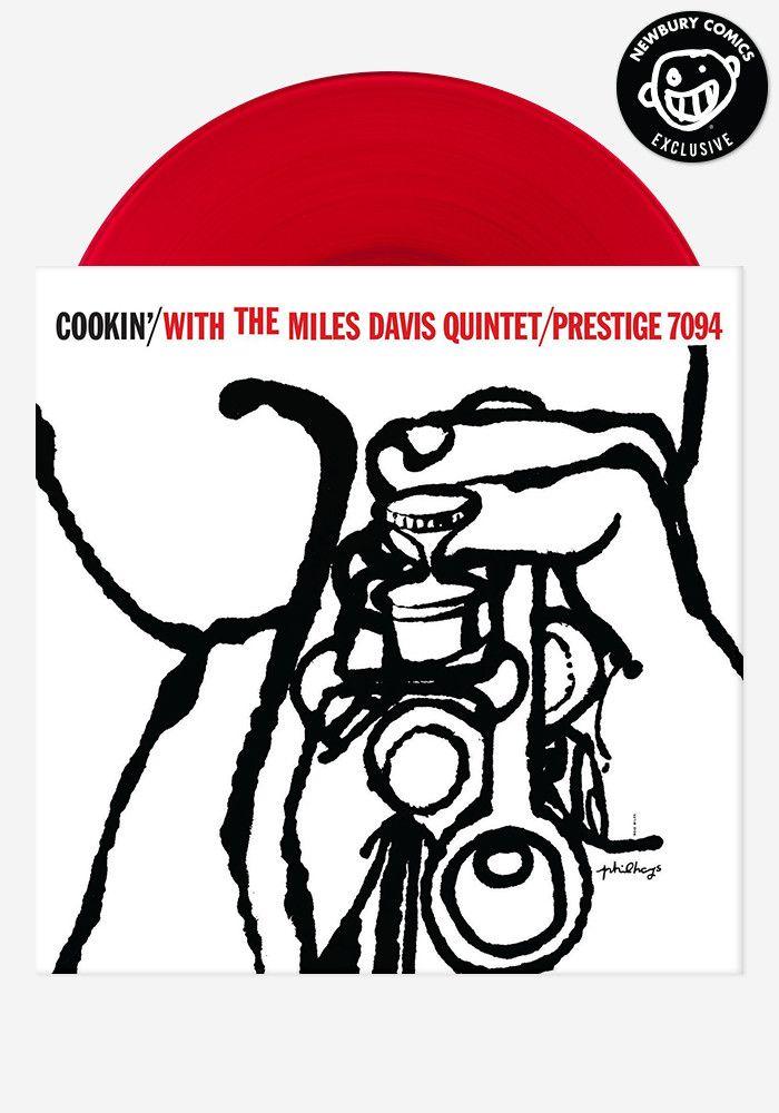 Cookin' With The Miles Davis Quintet Exclusive LP
